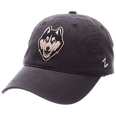 Adult Zephyr UConn Huskies Scholarship Adjustable Cap