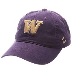 Adult Zephyr Washington Huskies Scholarship Adjustable Cap