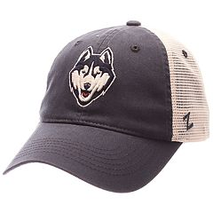 Adult Zephyr UConn Huskies University Adjustable Cap
