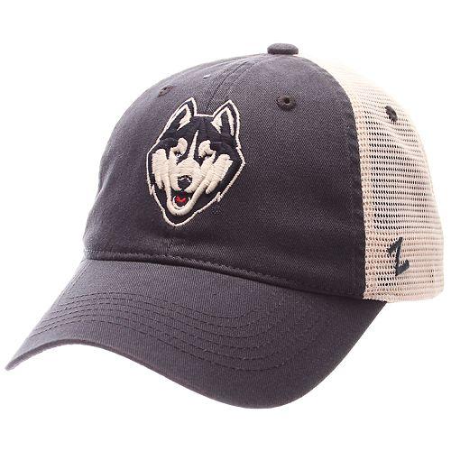 Adult Zephyr UConn Huskies University Adjustable Cap
