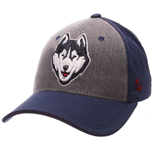 Adult Zephyr UConn Huskies Challenger Flex-Fit Cap
