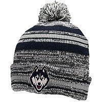Adult Zephyr UConn Huskies Titanium Knit Beanie