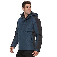 Men's Hemisphere New Haven Colorblock Hooded Jacket