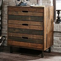 INK+IVY Renu Wood 3-Drawer Dresser
