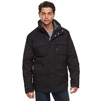 Men's IZOD Radiance 3-in-1 Hooded Systems Jacket