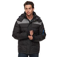 Men's IZOD Faux-Down Puffer Jacket