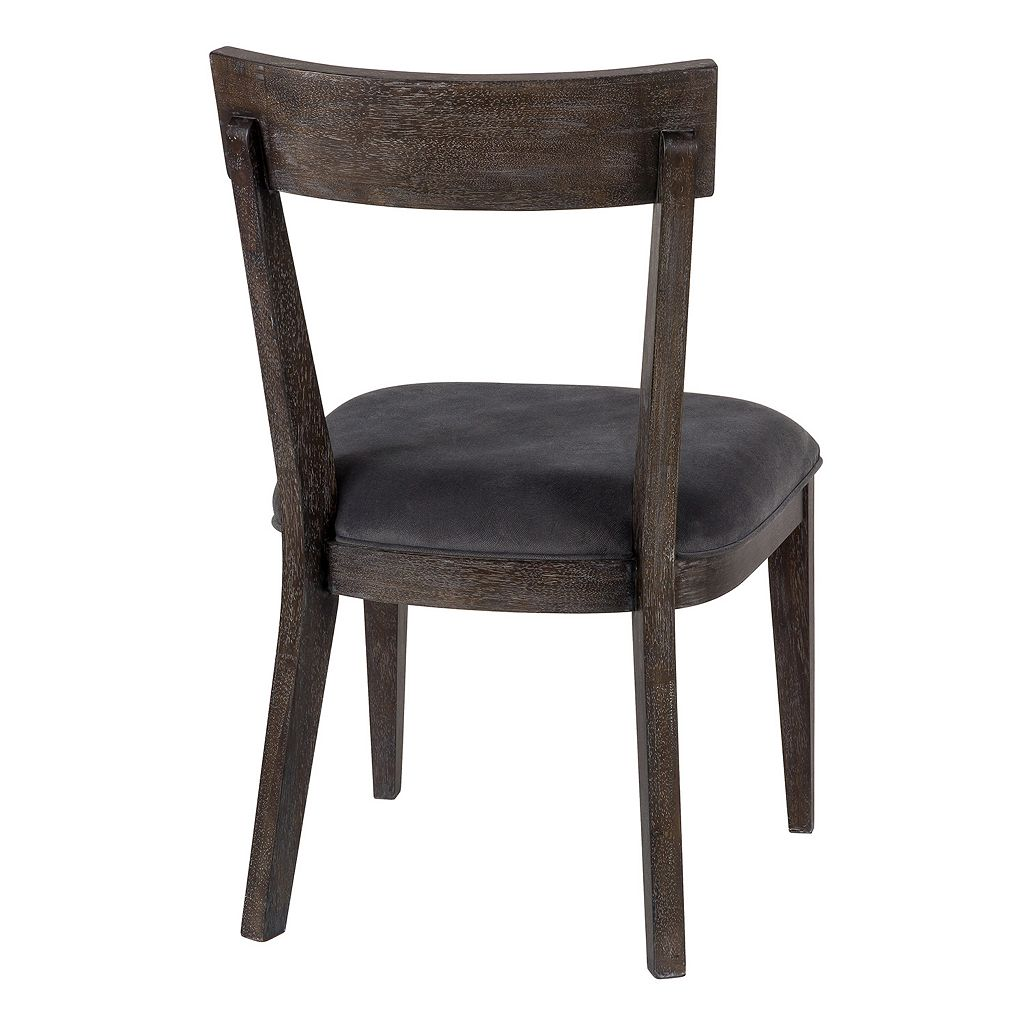 Madison Park Bentner Dining Chair 2-piece Set