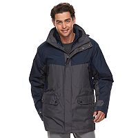 Men's IZOD 3-in-1 Hooded Systems Jacket