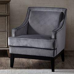 Madison Park Derby Arm Accent Chair