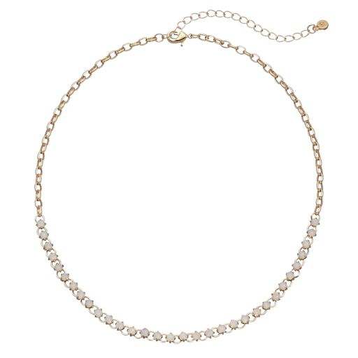 LC Lauren Conrad Cup Chain Necklace