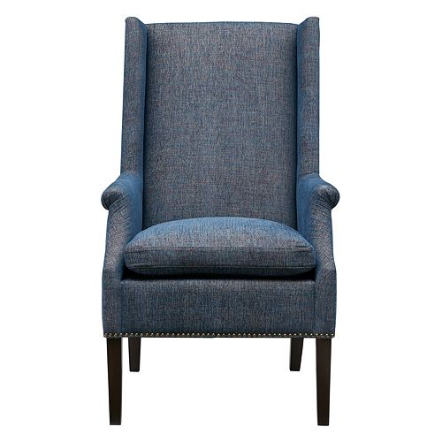 Madison Park Gage High-Back Accent Chair