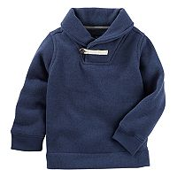 Boys 4-12 OshKosh B'gosh® Toggle Shawl Sweater