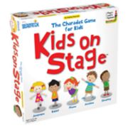 Kids on Stage Charades Game by Briarpatch