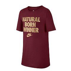 Boys 8-20 Nike Dri-FIT Natural Born Winner Tee