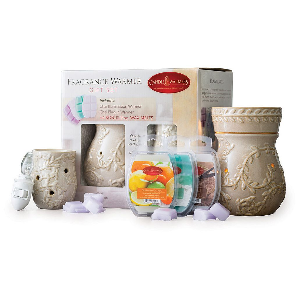 Airome by Candle Warmers Etc. Wax Melt & Warmer 26-piece Set