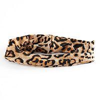 Mudd® Leopard Headband