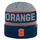 Adult Top of the World Syracuse Orange Below Zero II Beanie