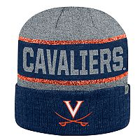 Adult Top of the World Virginia Cavaliers Below Zero II Beanie