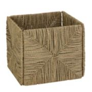 Honey-Can-Do Folding Sea Grass Basket