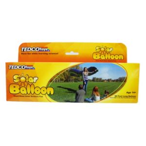 Tedco Toys 50-ft. Long Solar Balloon!