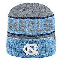 Adult Top of the World North Carolina Tar Heels Below Zero II Beanie