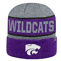 Adult Top of the World Kansas State Wildcats Below Zero II Beanie