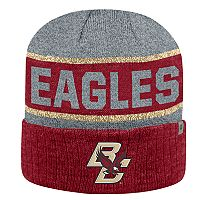 Adult Top of the World Boston College Eagles Below Zero II Beanie