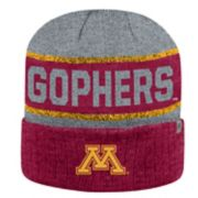 Adult Top of the World Minnesota Golden Gophers Below Zero II Beanie