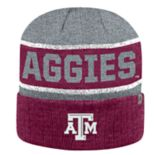 Adult Top of the World Texas A&M Aggies Below Zero II Beanie