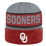 Adult Top of the World Oklahoma Sooners Below Zero II Beanie