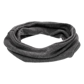 Mudd® Gray Perforated Head Wrap