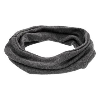 Mudd® Gray Perforated Head Wrap