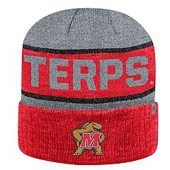 Adult Top of the World Maryland Terrapins Below Zero II Beanie