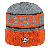 Adult Top of the World Oklahoma State Cowboys Below Zero II Beanie