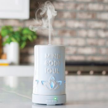 "Airome by Candle Warmers Etc. ""Mind"" Ultra Sonic Essential Oil Diffuser"