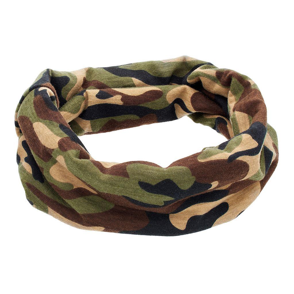 Mudd® Camo Head Wrap