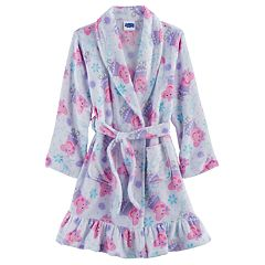 Girls 4-10 Peppa Pig Ruffle Hem Robe