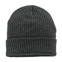 Men's Tek Gear® WarmTek Ribbed Knit Beanie