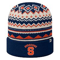Adult Top of the World Syracuse Orange Dusty Beanie