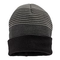 Men's Tek Gear® WarmTek Striped Cuffed Beanie