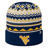Adult Top of the World West Virginia Mountaineers Dusty Beanie