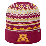 Adult Top of the World Minnesota Golden Gophers Dusty Beanie