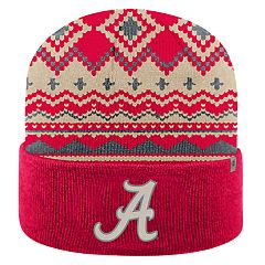 Adult Top of the World Alabama Crimson Tide Dusty Beanie