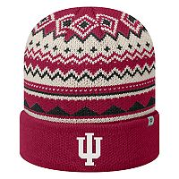 Adult Top of the World Indiana Hoosiers Dusty Beanie
