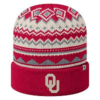Adult Top of the World Oklahoma Sooners Dusty Beanie
