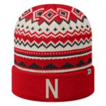 Adult Top of the World Nebraska Cornhuskers Dusty Beanie