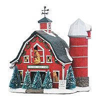 St. Nicholas Square® Village Barn House