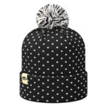 Adult Top of the World Iowa Hawkeyes Firn Beanie