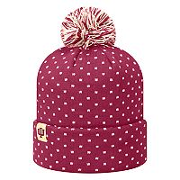 Adult Top of the World Indiana Hoosiers Firn Beanie