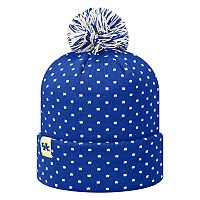 Adult Top of the World Kentucky Wildcats Firn Beanie